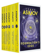 Foundation. (Collection 6 Books Set)