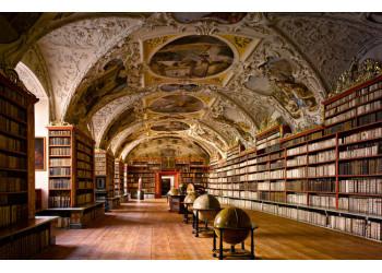12 найкрасивіших бібліотек світу.