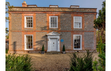 Did you know? Agatha Christie's house for sale.