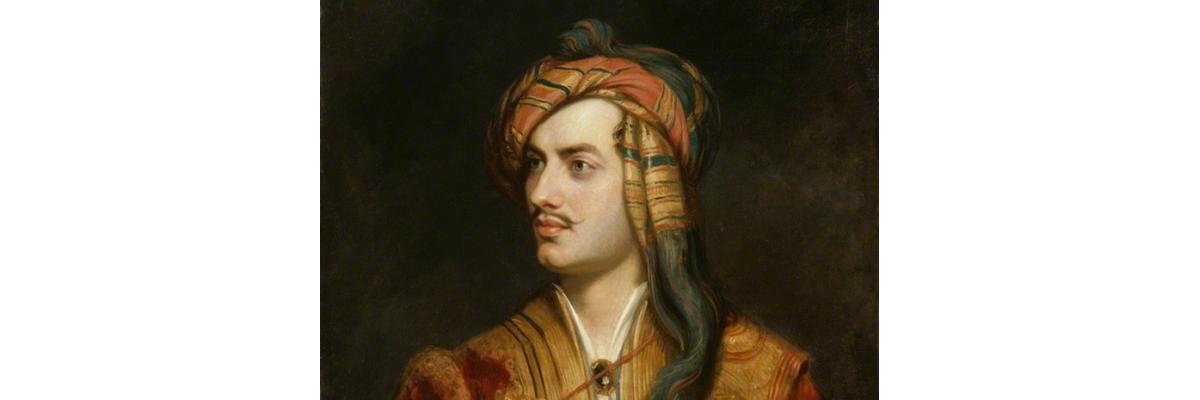 Why did Byron divorce?