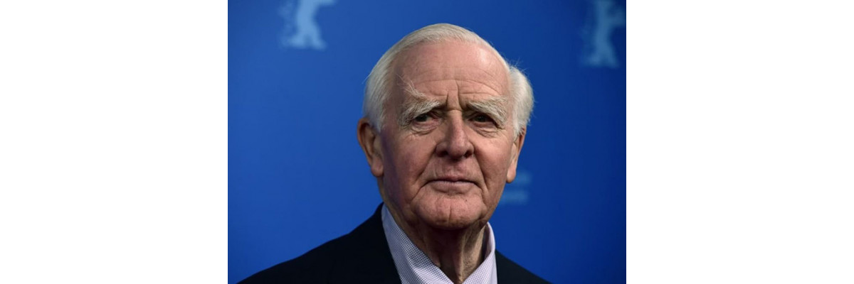 The author of spy novels, John le Carre, has died.
