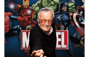 Stan Lee. Marvel era.