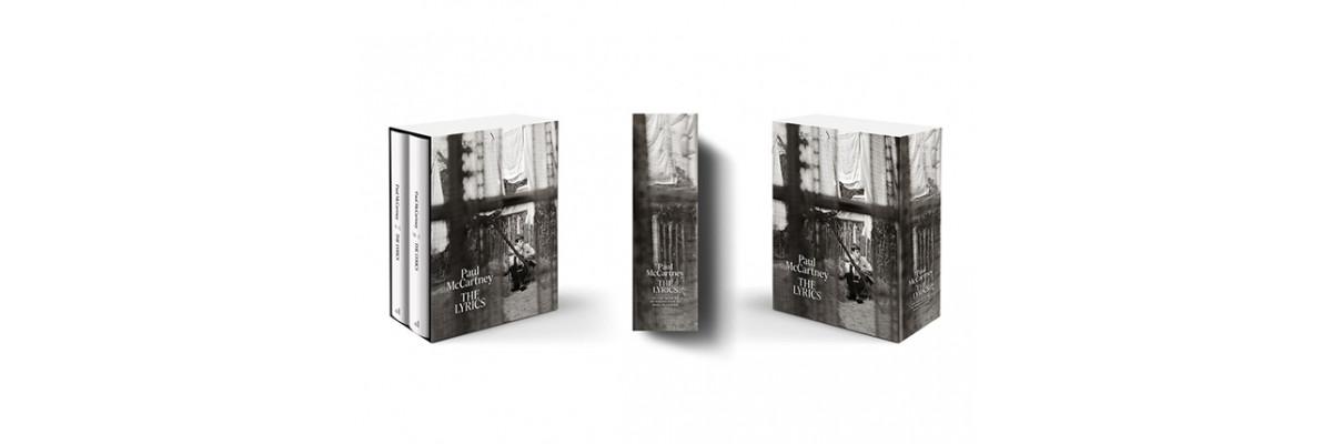 Автопортрет у піснях. 2-томник спогадів Пола Маккартні.