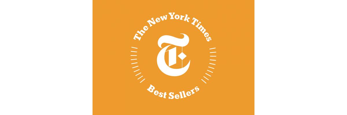 ТОП-3 бестселера за версією New York Times