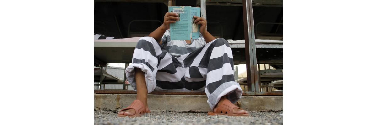 Читання звільнює!