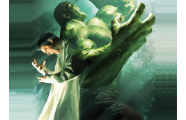Hulk. Character story