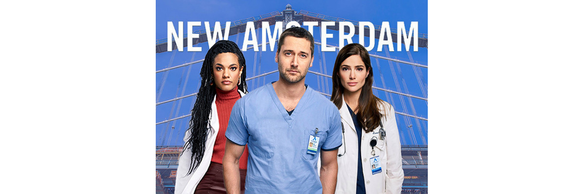 """""""New Amsterdam"""". Memoirs of a doctor"""