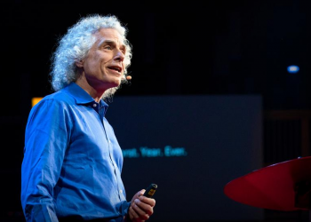"""Scientific literature. Stephen Pinker """"The Better Angels of Our Nature"""""""