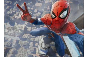 Герої з книг: Людина-Павук