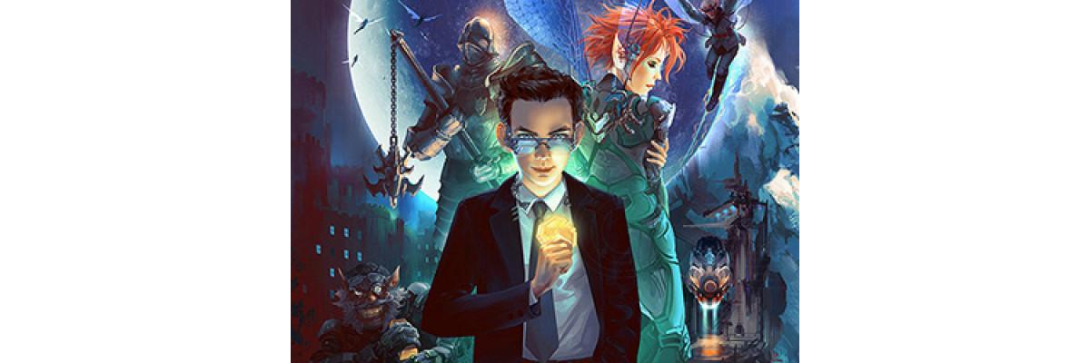 Артеміс Фаул - Анти-Гаррі Поттер. Розум проти чарів. Хто переможе?