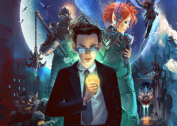 Artemis Fowl - Anti-Harry Potter. Mind against spells. Who will win
