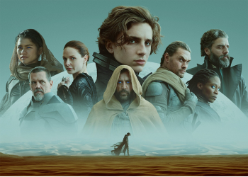 """""""Dune"""": quotes directly from the planet Arrakis"""