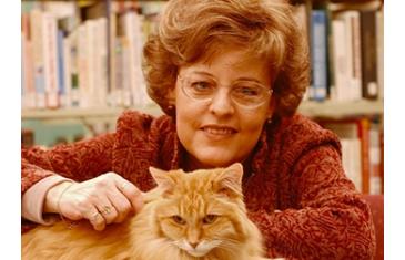 Дьюї, бібліотечний кіт.