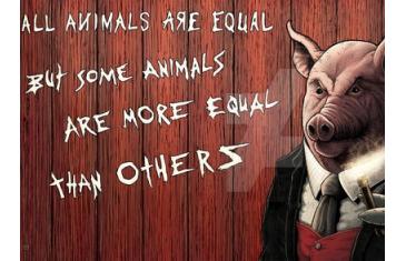 «Колгосп тварин». Актуальний бестселер сьогодення