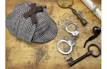 Шерлок Холмс - найпривабливіший сищик у світі. Історія персонажа
