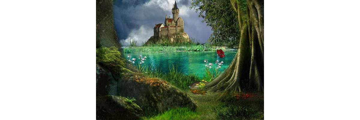 "Not ""vanilla"" plots. What do I hide fairy tales?"