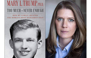 Trump's niece's book broke the record set by John Bolton's memoirs.