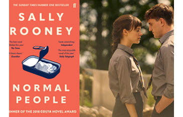 Normal people. The world bestseller has finally hit the screens.