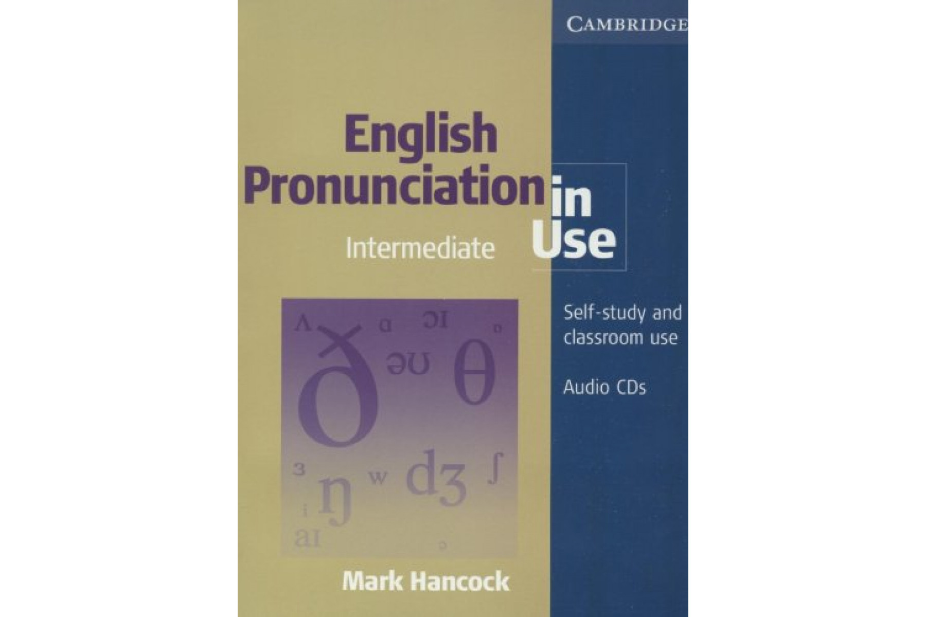English Pronunciation in Use Intermediate Book + 4 Audio CD Pack