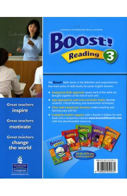Boost! Reading:Teacher's Book Level 3