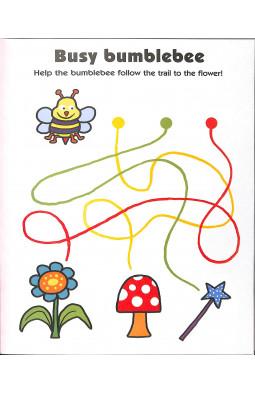 Fairy Sticker Activity Book (Preschool Sticker Activity Books)
