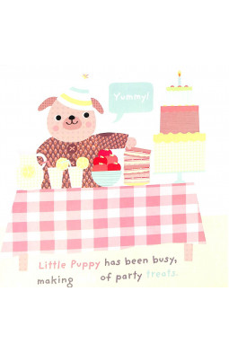 Happy Birthday (Little Friends)