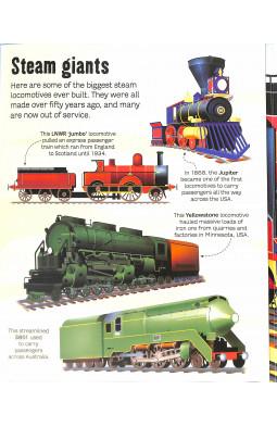 Big Book of Big Trains