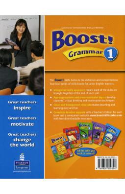 Boost! Grammar: Teacher's Book Level 1