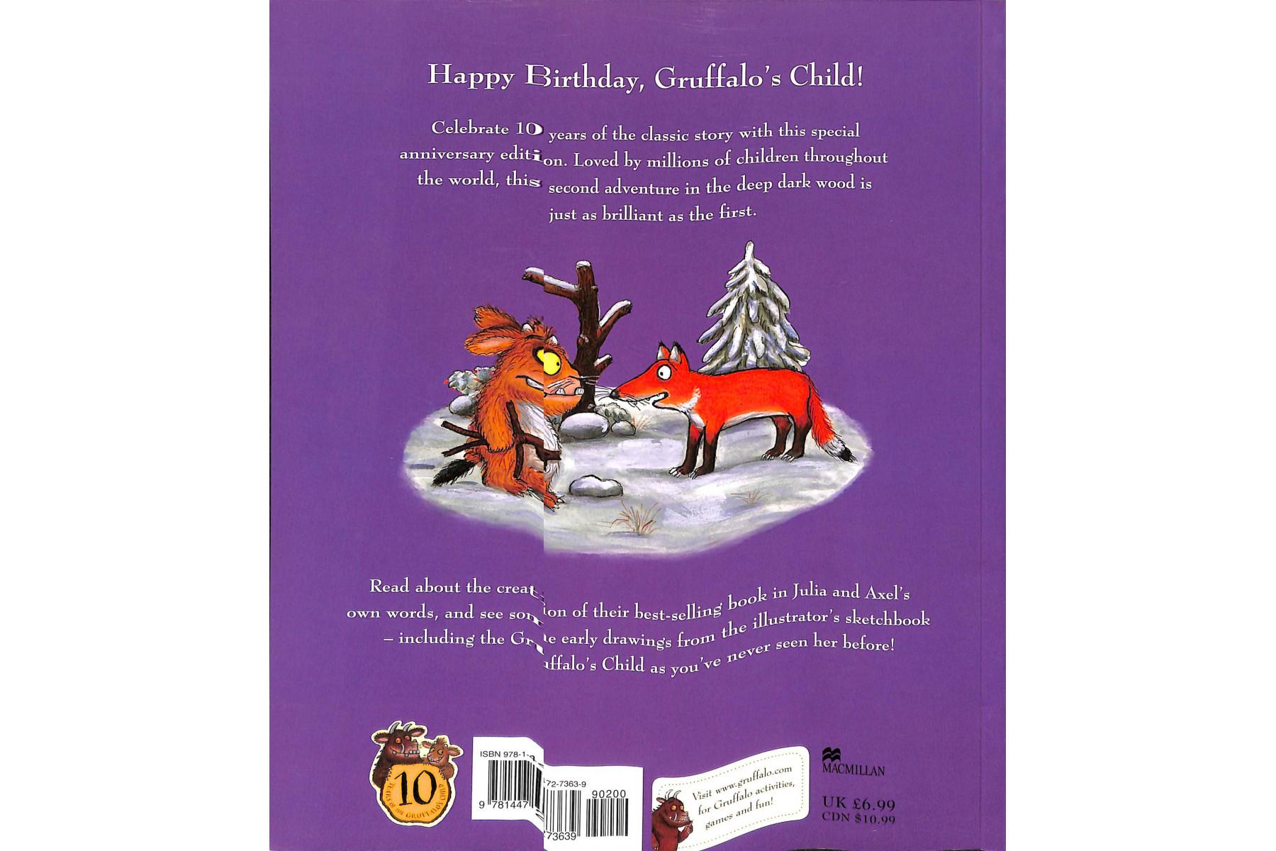 The Gruffalo's Child 10th Anniversary Edition