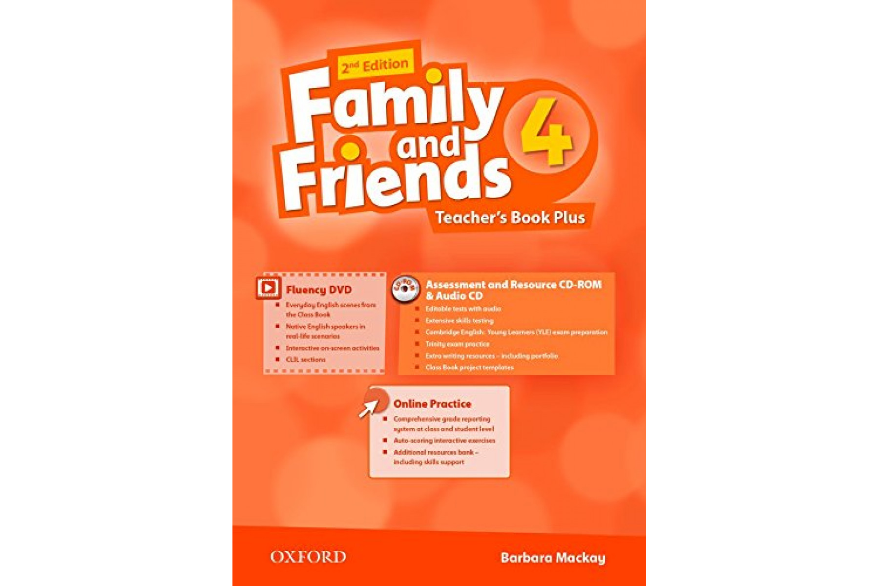 Family and Friends 2nd Edition 4: Teacher's Book Plus