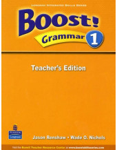 Boost! Grammar: Teacher's Book Level 1