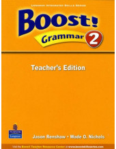 Boost! Grammar: Teacher's Book Level 2