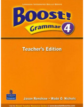 Boost! Grammar: Teacher's Book Level 4