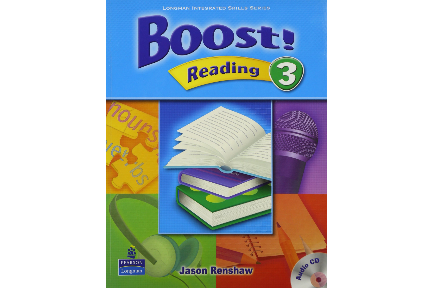 Boost! Reading: Student Book Level 3