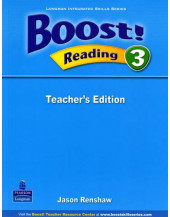 Boost! Reading:Teacher's Book Level 3
