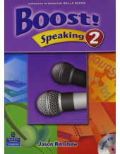 Boost! Speaking: Student Book  Level 2