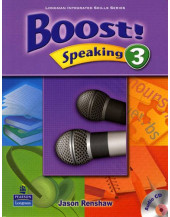 Boost! Speaking: Student Book  Level 3