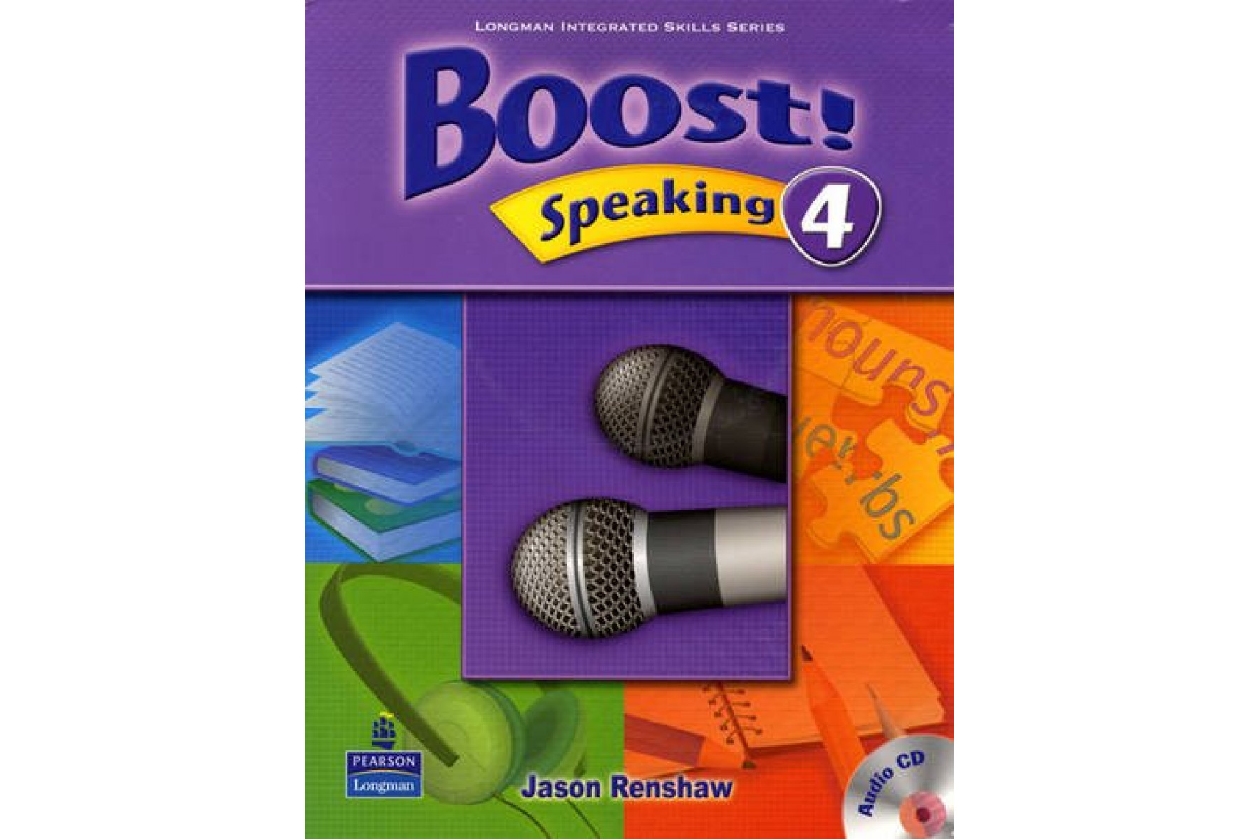Boost! Speaking: Student Book  Level 4