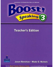 Boost! Speaking: Teacher's Book Level 3