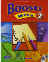 Boost! Writing: Student Book Level 2