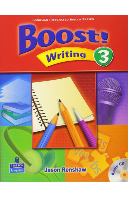 Boost! Writing: Student Book Level 3
