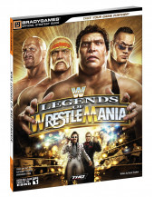 WWE Legends of WrestleMania Official Strategy Guide