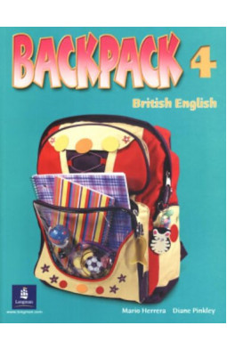 Backpack Level 4: Student's Book