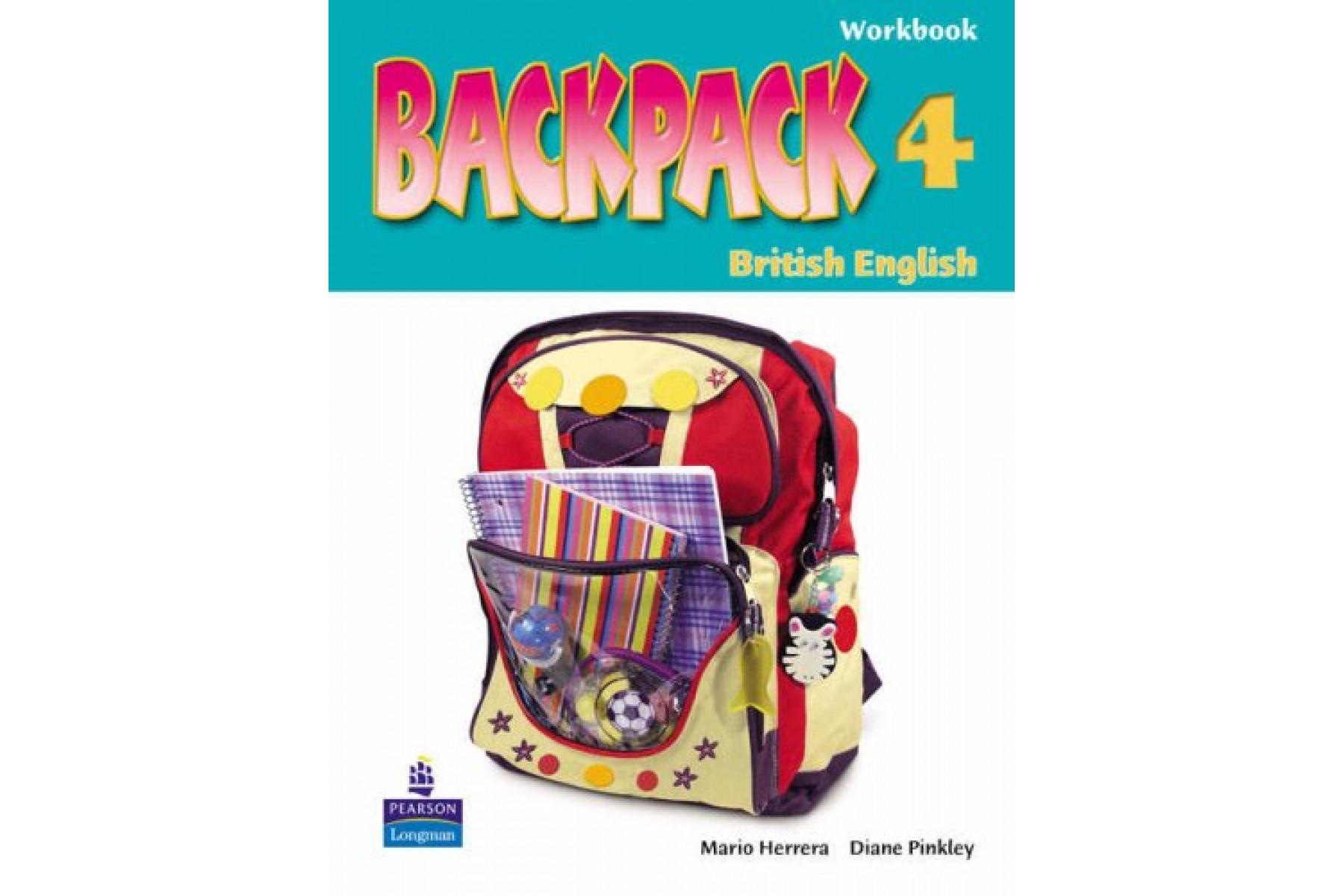 Backpack Level 4: Workbook