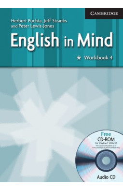 English in Mind 4 Workbook with Audio CD/CD-ROM