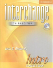 Interchange Intro Student's Book with Audio CD