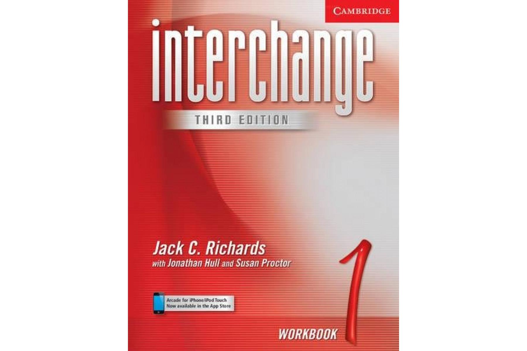 Interchange Workbook 1 (Interchange Third Edition)