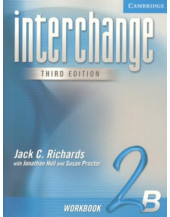 Interchange Workbook 2B (Interchange Third Edition)