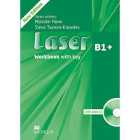 Laser 3rd Edition B1 Plus WB + Key + CD