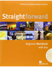 Straightforward Beginner: Workbook with Key Pack